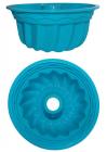 Форма силиконовая Kamille Cake для выпечки кексов 23х10см высокая