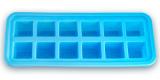 Форма силиконовая Kamille Ice Cube для льда 26х11х3см