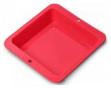 Форма Kamille силіконова для випічки, квадратна 26.1х24.5х6см