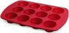 Форма-планшет Kamille для кексов и маффинов со складными ячейками, на 12 кексов