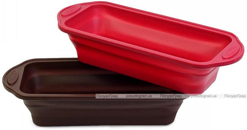 Форма Kamille для хлеба силиконовая 29.8х12.2см, складная