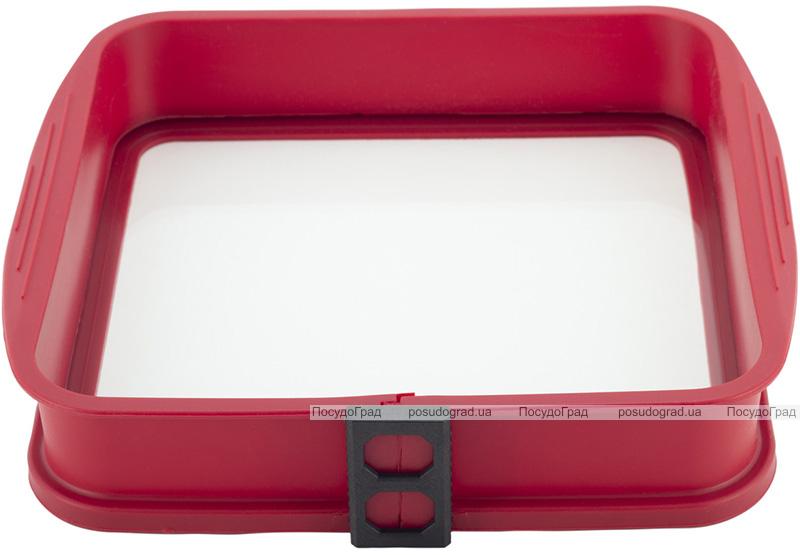 Форма для выпечки Kamille Bethen 26.5х25см разъемная с жаропрочным стеклянным дном