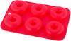 Форма-планшет Kamille для пончиків 26.4х18.2х3.6см, 6 комірок