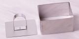 Форма Kamille для викладки гарніру з пресом 8х8х4.5см квадратна