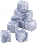 Камни для виски Kamille 2х2см 9шт, охладительные кубики