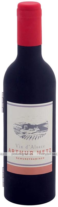 Набор сомелье винный Kamille Wine Story 3 предмета в чехле-бутылке