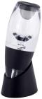 Декантер для вина Kamille 15х7х5.5см акриловий з фільтром і підставкою