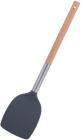 Лопатка Kamille Chantal 35см нейлонова з дерев'яною ручкою