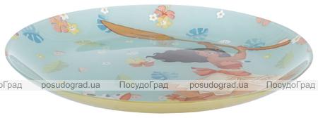 Тарелка десертная Luminarc Disney Vaiana Ø20см стеклянная