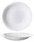 Набір 6 супових тарілок Luminarc Feston Ø21см, склокераміка