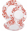 Столовый сервиз Luminarc Alcove Red на 6 персон 19 предметов
