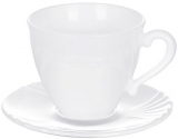 Чайний сервіз Luminarc Cadix 6 чашок 220мл і 6 блюдець