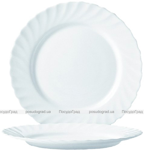 Блюдо круглое Luminarc Trianon White Ø31см 1шт