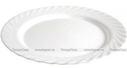 Блюдо овальное Luminarc Trianon White Ø35см 1шт