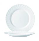 Пирожковая тарелка Luminarc Trianon White Ø15.5см стеклокерамическая