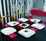 Столовий сервіз Luminarc Authentic White на 6 персон 19 предметів