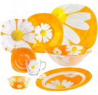 Столовый сервиз Luminarc Aime Carina Paquerette Melon на 6 персон 38 предметов
