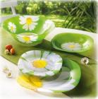 Столовый сервиз Luminarc Aime Carina Paquerette Green на 6 персон 19 предметов