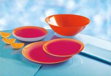 Столовый сервиз Luminarc Fizz Honey на 6 персон 19 предметов