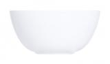Набір 6 салатників Luminarc Diwali White Ø9см, склокераміка