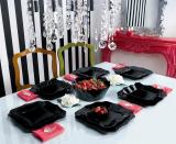 Столовий сервіз Luminarc Authentic Black на 6 персон 19 предметів