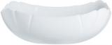 Набор 6 квадратных салатников Luminarc Lotusia White Ø24.5см, стеклокерамика