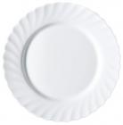 Набір 6 обідніх тарілок Luminarc Trianon White Ø24.5см, склокераміка
