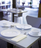 Набор 6 десертных тарелок Luminarc Everyday Ø19.5см, стеклокерамика