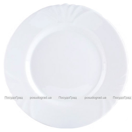 Набор 6 обеденных тарелок Luminarc Cadix Ø25см