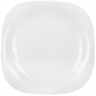Набор 6 обеденных тарелок Luminarc Carine White, квадратные 26см