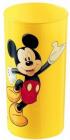 Стакан детский Mickey Mouse 270мл желтый
