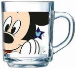 Кружка детская Mickey Mouse-ІІ стеклянная 250мл