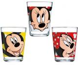 Набор 3 детских стакана Minnie Mouse-І 160мл