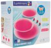 Столовый сервиз Luminarc Fizz Strawberry на 6 персон 18 предметов