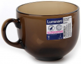 Набор 6 кружек Luminarc Directoire Eclipse Джамбо 500мл