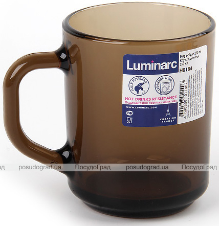 Набор 6 кружек Luminarc Directoire Eclipse 250мл