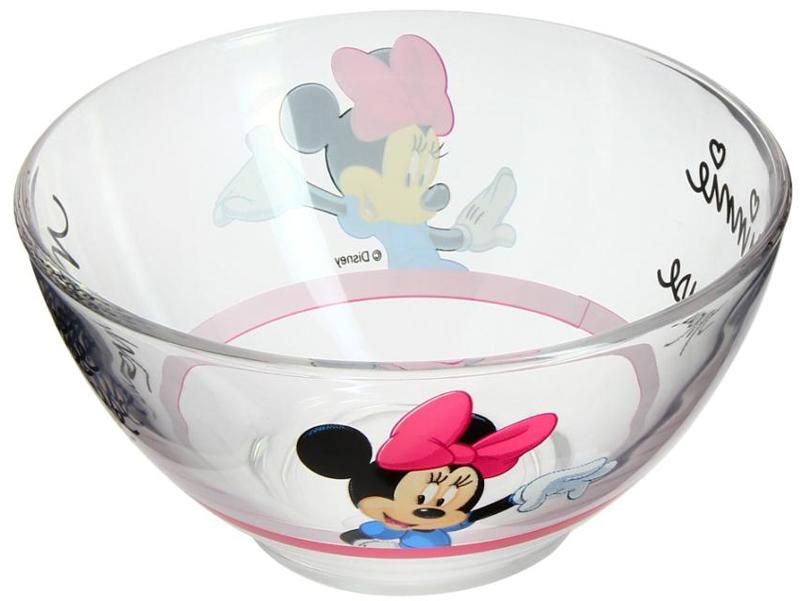 Піала дитяча Luminarc Minnie Mouse 500мл для дівчинки