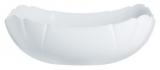 Набір 6 квадратних салатників Luminarc Lotusia White Ø20см, склокераміка