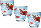 Набор 3 детских стакана Disney Planes 160мл