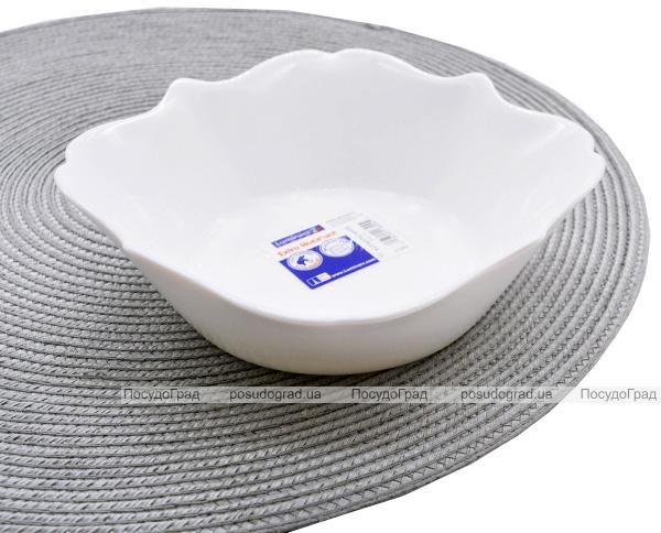 Набор 6 салатников Luminarc Authentic White Ø16см