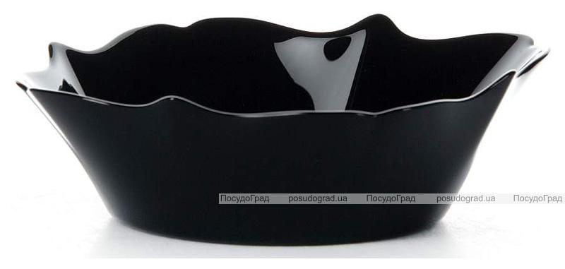 Набор 6 салатников Luminarc Authentic Black Ø16см