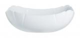 Набор 6 квадратных салатников Luminarc Lotusia White Ø12см, стеклокерамика