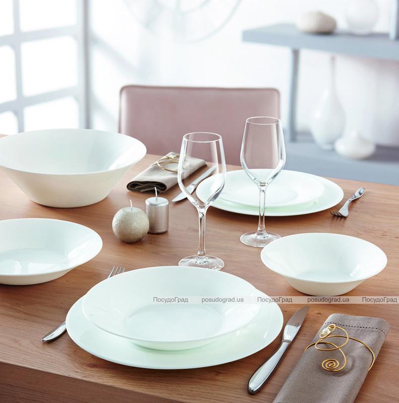 Набор 6 десертных тарелок Luminarc Alizee Ø22см