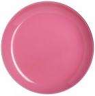 Набір 6 обідніх тарілок Luminarc Arty Pink Ø26см, скло