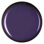 Набір 6 десертних тарілок Luminarc Arty Purple Ø20.5см, скло