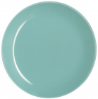 Набір 6 обідніх тарілок Luminarc Arty Soft BlueØ 26см, скло