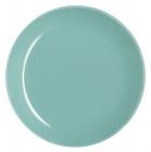 Набор 6 десертных тарелок Luminarc Arty Soft Blue Ø20.5см, стекло