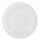Набор 24 обеденных тарелки Luminarc Olax Ø25см, стеклокерамика