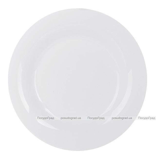Набір 24 обідніх тарілки Luminarc Olax Ø25см, склокераміка