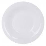 Набір 24 супових тарілки Luminarc Olax Ø21.5см, склокераміка